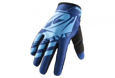 Kenny Brave Gloves - Bleu