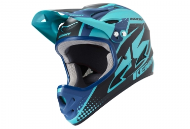 Kenny casque down hill xxs green