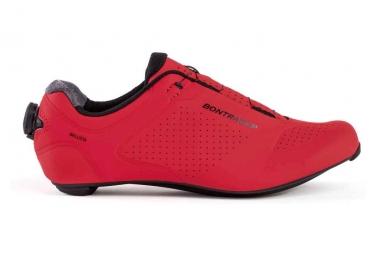 Chaussures Route Bontrager Ballista Rouge
