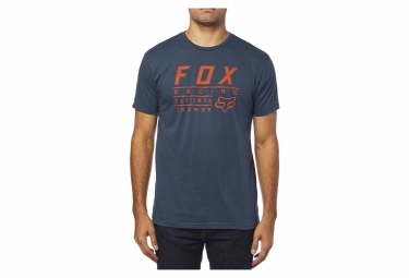 Fox Trademark Premium SS Tee Blue Navy