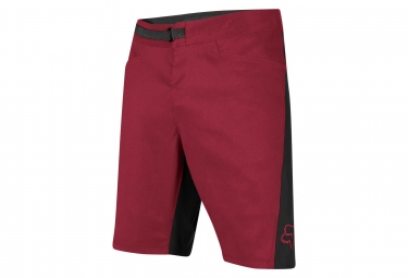 Short fox ranger water resistant rouge noir 32