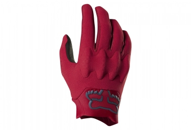 Fox Attack Gloves Rojo