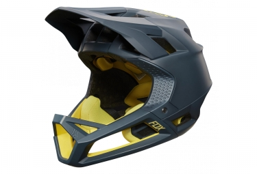 Casque integral fox proframe mink helmet midnight l 59 60 cm