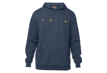 Fox Maxis PO Hoodie Fleece Navy