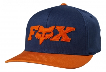 Fox Dun Flexfit Hat Navy