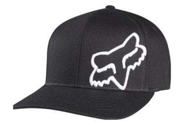 Fox Flex 45 Flexfit Hat Negro / Blanco