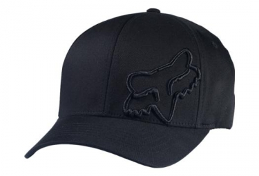 Fox Flex 45 Flexfit Hat Negro