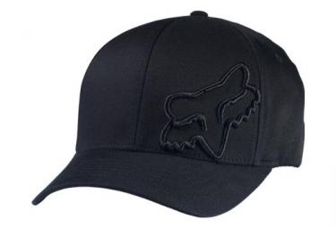 Casquette Fox Flex 45 Flexfit Noir