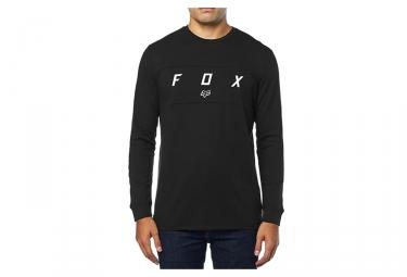 Tee shirt manches longues fox sylder knit noir l