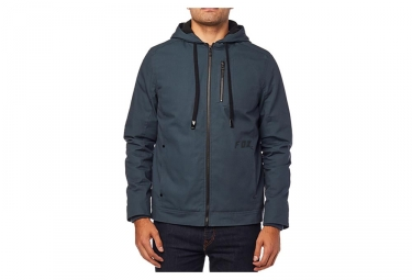 Fox Mercer Jacket with Hood Navy