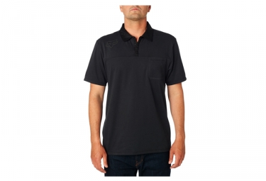 Fox SS Redplate 360 Tech Polo Black