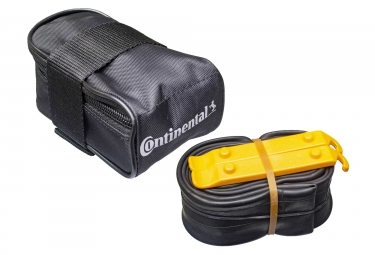 Continental Saddle Bag + 27.5'' 1.75 - 2.50 MTB Tube + 2 Tyre Levers
