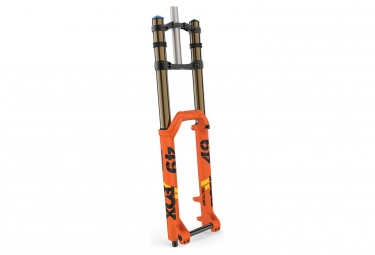 Fourche fox racing shox 49 float factory 29 grip 2 fit boost 20x110mm offset 52 orange 2019 203