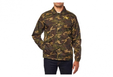 Veste fox lad jacket camo xl