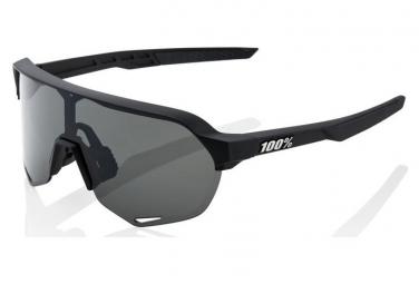 Gafas 100% S2 Soft Tact black grey¤clear