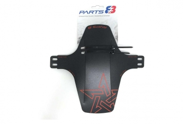Parts 8.3 Front Mudguard Black/Red
