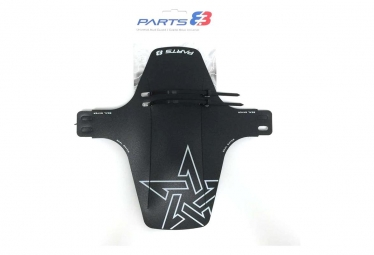 Parts 8.3 Front Mudguard Black/White