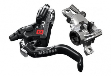Magura Brake MT8 Pro Front/Rear (Without disc) Black/Chrome 2019