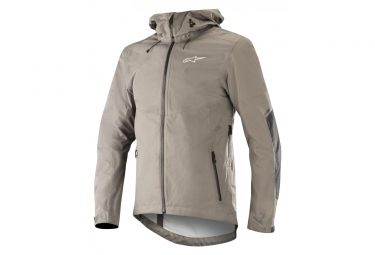 Alpinestars Tahoe WP Jacket Charcoal / White