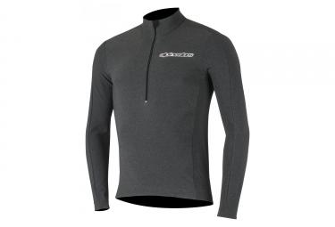 Alpinestars Booter Warm Jersey Black / White