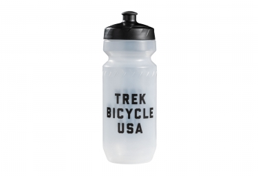 Trek Water Bottle Trek Bicycle USA Clear 591ml