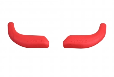 Bontrager Race X Lite IsoZone Bar Part Pads Tops Only Red