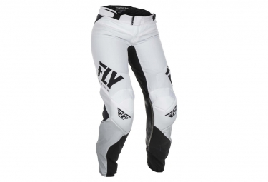 Fly Racing Lite Women Pants White/Black