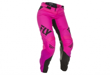 Fly Racing Lite Women Pants Neon Pink