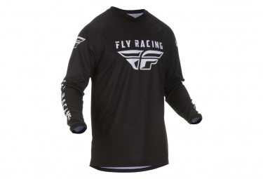 Fly Racing Universal Kid Jersey Black