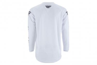 Maillot Fly Racing Universal Blanc