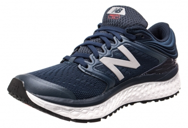 Chaussures de Running New Balance Fresh Foam 1080 V8 Blanc / Bleu