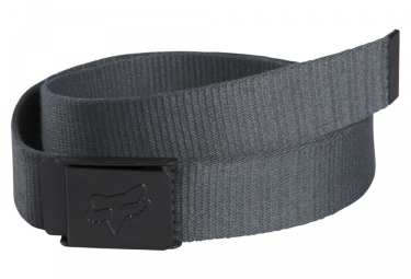 Ceinture Fox Mr Clean Web Gris