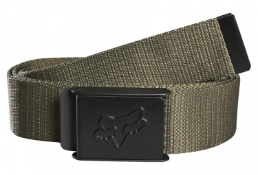 Fox Mr Clean Web Belt Khaki