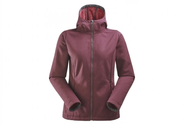 Lafuma Women's Jacket MACHABY SOFT W RUBY Red