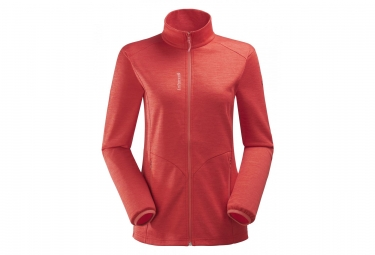 Lafuma Women's Fleece Jacket ACCESS MICRO POPPY