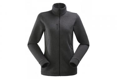 Fleece Woman Lafuma CLOUDY F-ZIP Black
