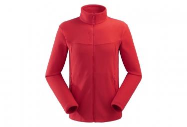 Fleece Lafuma ACCESS MICRO VIBRANT Red