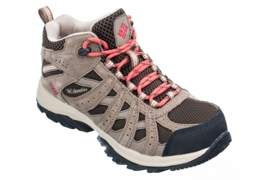 Paire de Chaussures de Randonnée Columbia Canyon Point Mid Waterproof Femme