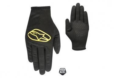 Alpinestars Cirrus Glove Negro   Amarillo Acido Xl