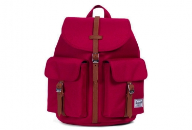 Herschel Backpack Dawson Windsor Wine / Tan Synthetic Leather