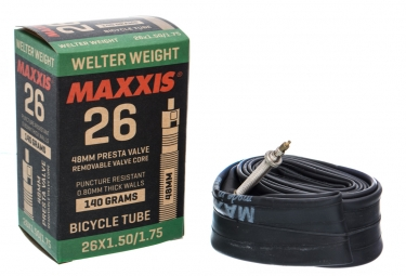 Chambre à Air Maxxis Welter Weight 26'' Presta 48mm