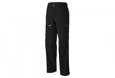 Mountain Hardwear Stretch Ozonic Women's Pant Black Large