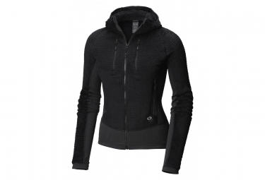 Veste Polaire Mountain Hardwear Monkey Noir