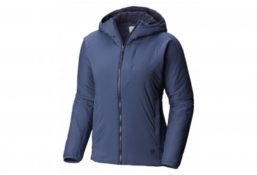 Mountain Hardwear Kor Strata Women's Hoody Blue