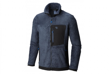 Mountain Hardwear Monkey Man Fleece Jacket Blue