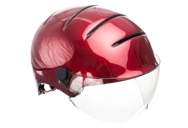 Kask Lifestyle Helmet Dark Red