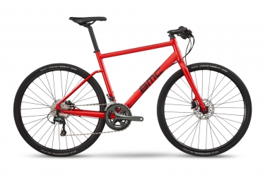 BMC 2019 Alpenchallenge 02 Two Urban Bike Shimano Tiagra 10S Rot