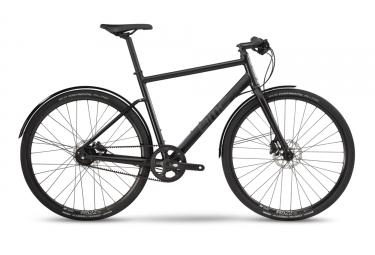 Vélo de Ville BMC Alpenchallenge 02 One Shimano Alfine 8v Courroie Gris 2019