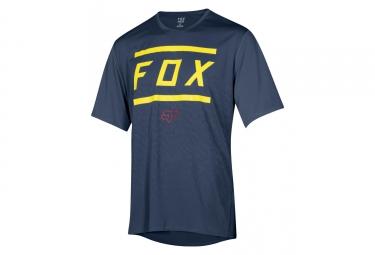 Fox Youth Ranger SS Jersey Midnight