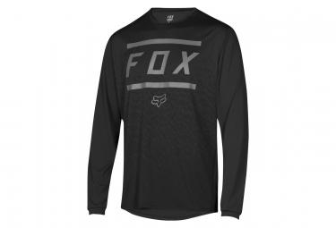 Fox LS Jersey Ranger Black